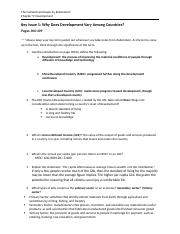 Chapter 9 Development Key Issues (2.docx