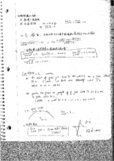 Lecture Notes 5
