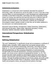 Globalization & Education Research Paper Starter - eNotes.pdf