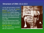 Unit 7 DNA Replication Mitosis and Cancer