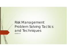 Vendor and Project Risks.pdf