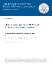 China's Economic Ties with ASEAN.pdf