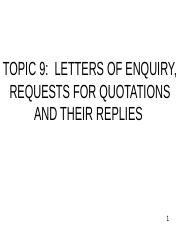 TOPIC 8_LETTER OF INQUIRY.ppt