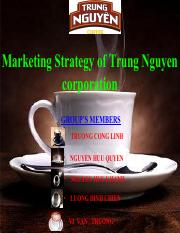 [123doc] - marketing-strategy-of-trung-nguyen-copration