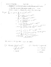Oct'08 Stats midterm solution