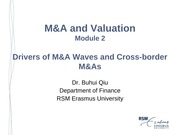 M&A_Lecture_3