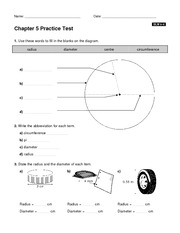 Chapter 5 Practice Test