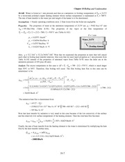 Thermodynamics HW Solutions 795