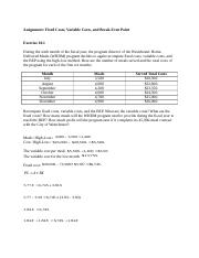 HSM-260-Assignment-Fixed-Costs-Variable-Costs-and-Break-Even-Point_619790