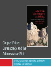 Bessette-Pitney Chapter 15 - Bureaucracy