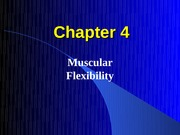 chapter4flexibility