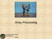 Array_Processing