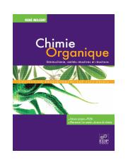 (Collection «Enseignement Sup Chimie») Rene Milcent-Chimie organique _ Stereochimie, entites reactiv
