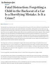 Fatal Distraction_ Forgetting a Child in the Backseat of a Car Is a Horrifying Mistake.pdf