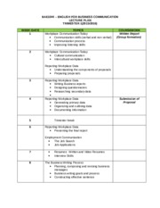 39195_1- BAE1044 English for Business Communication - Lecture Plan and assessment Tri1 2015_16