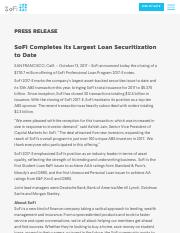 SoFi Completes its Largest Loan Securitization to Date _ SoFi.pdf