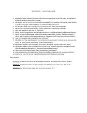 World History Exam 2 Study Guide(1).docx