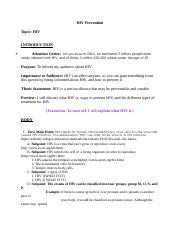 HIV Prevention_OUTLINE_REPORT.docx