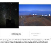 Lecture 6 - Telescopes