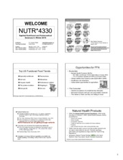NUTR4330-Lecture 1-January11-2016