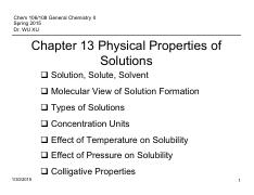 Chapter 13 Physical Properties of Solutions Chem 106108 Spring 2015.pdf