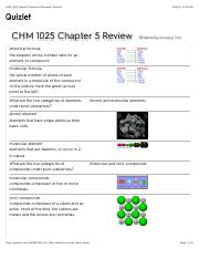 CHM 1025 Chapter 5 Review Flashcards | Quizlet31.pdf