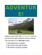 Word Ch1 Adventure Flyer Intro to Comp.docx