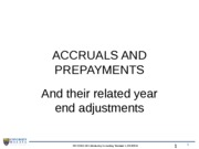 Wk4 - Adjusting for accruals and prepayments