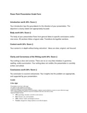 Power Point Guide Form 2011