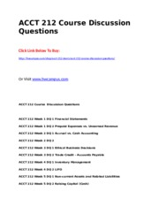 ACCT 212 Course Discussion Questions.doc