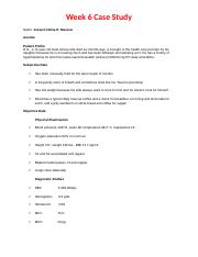 Anemia case study Week 6 student (1).docx