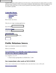 Public Relations Intern Job at NCLUSIVE in Los Angeles, CA, US _ LinkedIn.htm