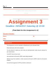 IT110 - Theory-Assignment-3