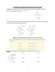 5.4 Trigonometric Functions of Real Numbers and Periodic Functions.docx