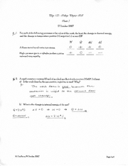 PHYS 122 quiz 3 solutions