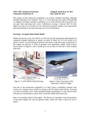 Lab Homework 6 on Aerospace Practicum