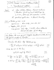 Physics 330b_Class Notes on WKB Formalism