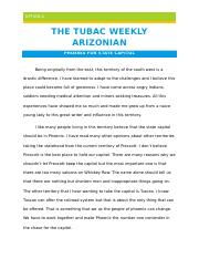 The Tubac weekly arizonian.docx