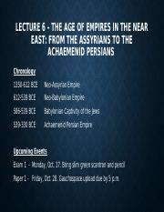 Lecture 6 Assyrians and Achaemenid Persians (3).pptx