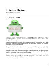 01 Android - Overview.pdf