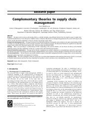 Complementary theories to supply chain management (1).pdf