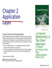 Lecture-5-Applications