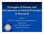 #3 PH150A Jan25 Principles and Ethics