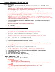 06 - Ast_Met Final Exam Study Guide