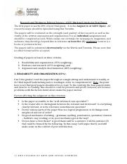 POLS1009 Marking rubric for first assignment[4].docx