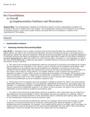 810-10-55 Implementation Guidance and Illustrations - Print Friendly