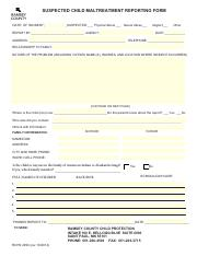 Suspected child maltreatment reporting form     ffffrff.pdf