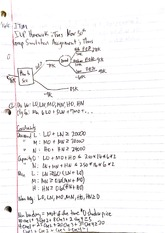 Operations Management Class Notes 12