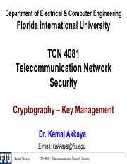 Lecture5-KeyManagement