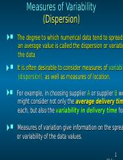 Chapter 5 Dispersion.ppt